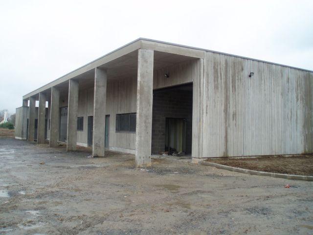 Ateliers municipaux à Saint-Riquier